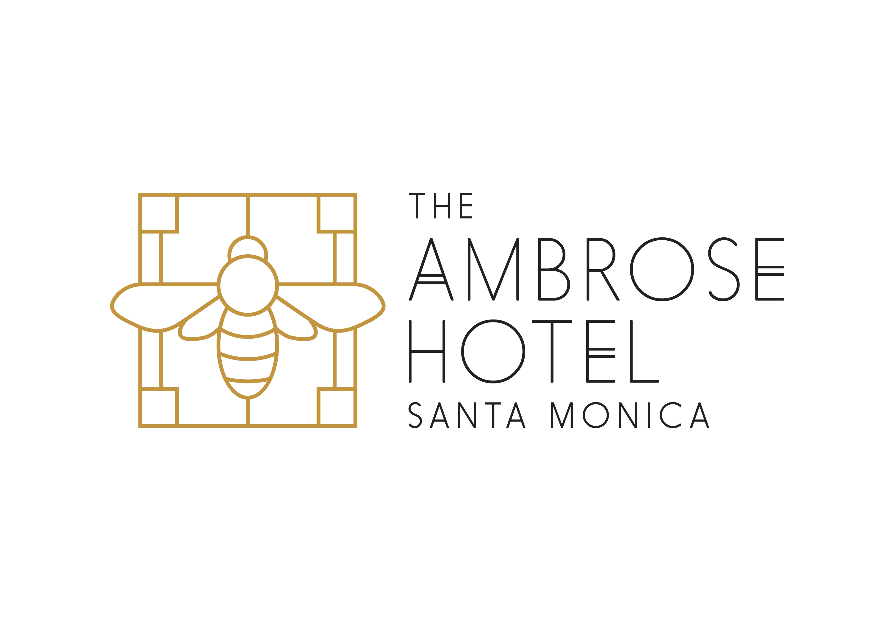 The Ambrose Hotel, Santa Monica Logo
