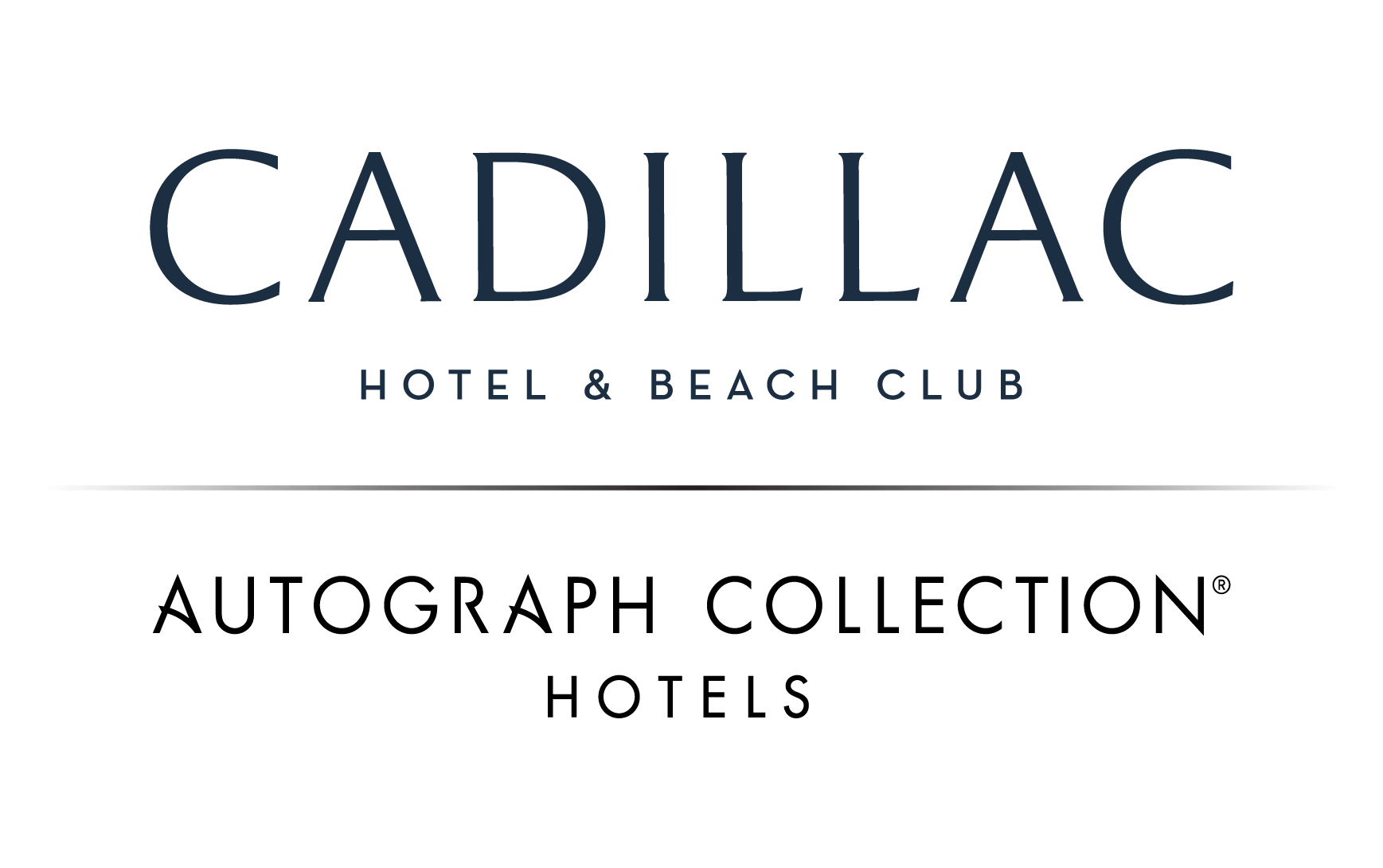 Cadillac Hotel & Beach Club, Miami Beach Logo