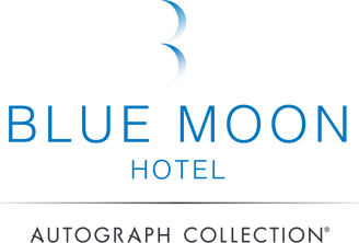 Blue Moon Hotel, Miami Beach Logo