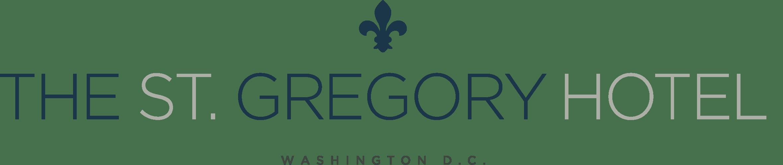 The St. Gregory Hotel, Washington, D.C. Logo