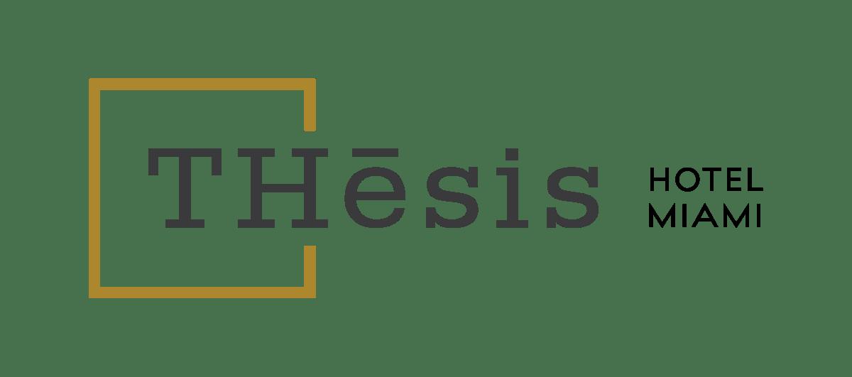 THesis Hotel Miami, Coral Gables Logo