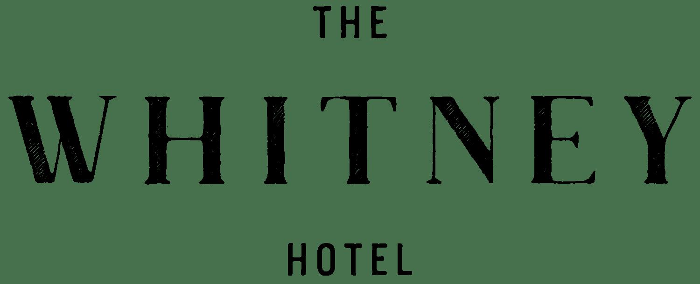 The Whitney Hotel, Boston Logo